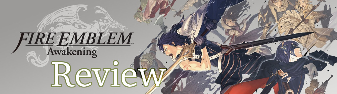 Spoiler-Free Fire Emblem Awakening Review