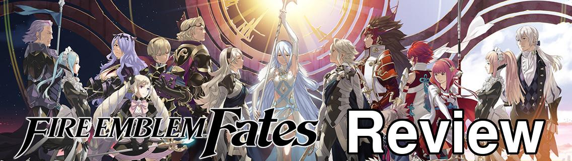 Fire Emblem Fates Review (Spoiler-Free)