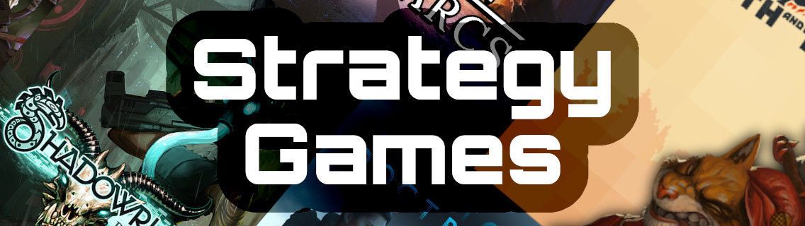 Top 10 Strategy Games in my Steam Backlog (2020)
