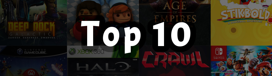 Top 10 Games to Play with Friends